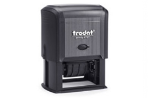 Trodat Printy 4727 Self-Inking Date Stamp