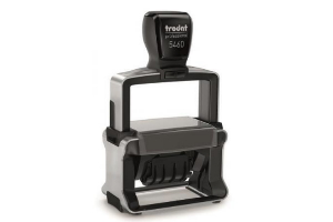 Trodat Professional 5460 Self-Inking Date Stamp