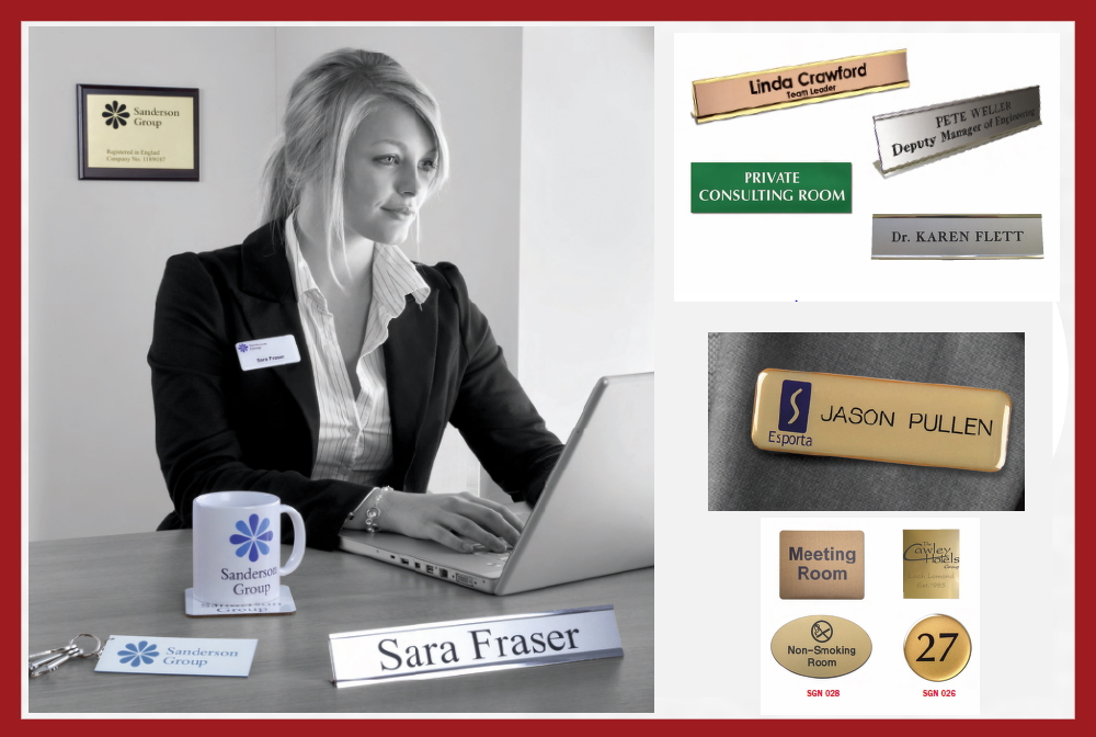Business Signs, Badges and Banners